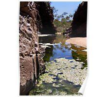 Alice Springs, Australia Poster