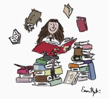 Hermione by EmmaPopkin