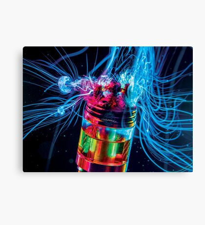 Vapor Jelly Canvas Print