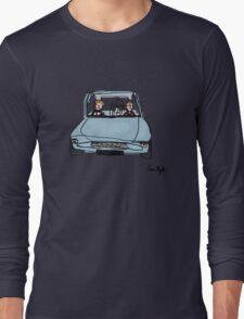 Flying Car Long Sleeve T-Shirt