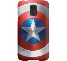 captain america - sheild Samsung Galaxy Case/Skin
