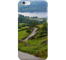 The way to Ambleside iPhone Case/Skin