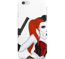 Harley frickin' Quinn iPhone Case/Skin