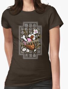 So Tasty! Womens Fitted T-Shirt