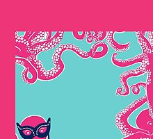 Lilly Pulitzer Octopus by katherineg23