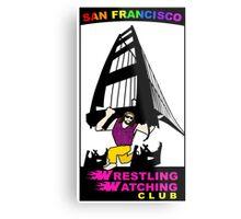San Francisco WWC Golden Gate Bridge Madness Logo Metal Print