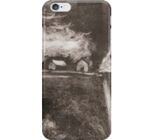 It Sounded Like a Train iPhone Case/Skin