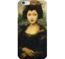 Mona Geisha iPhone Case/Skin