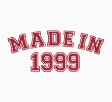 Made in 1999 Kids Tee