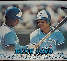 018 - Blue Jays Leaders by Foob's Baseball Cards