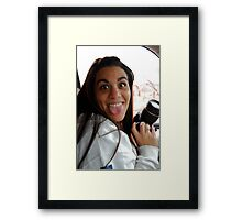 Featured Artist Of The Month Framed Print