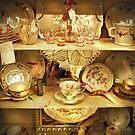 Tea Time by Tara Paulovits