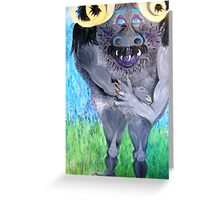 Urgal Greeting Card