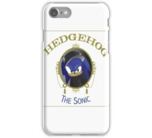 The Sonic iPhone Case/Skin