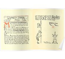 The Mother Hubbard Picture Book by Walter Crane - Plate 06 - Preface and Friends Poster