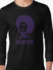 Pam Grier Long Sleeve T-Shirt