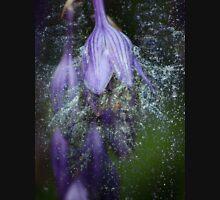 Trip-O-Vision Online Gallery Design 4: Purple Tears Unisex T-Shirt