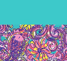 Paisley Lilly pulitzer by katherineg23