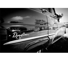 Retro Car #4 Photographic Print