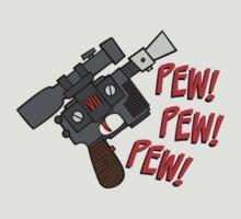 Pew! Pew! Pew! by monsterobots