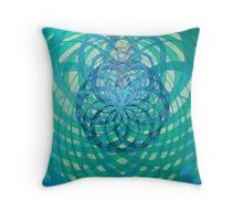 Thoth: keeper of Wisdom Throw Pillow