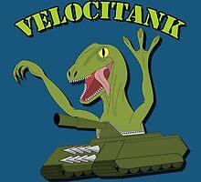Velocitank by easterferret