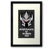 mordekaiser es number uno! Framed Print