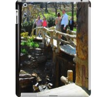 The Hateful Stare Of A Groom iPad Case/Skin