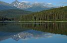 One Calm Morning - Patricia Lake by Barbara Burkhardt