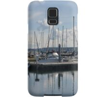 Port Townsend Marina  Samsung Galaxy Case/Skin