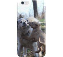Udens & Goliath Playtime iPhone Case/Skin