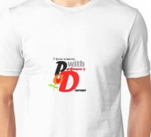 I know someone with Parkinson's disease Unisex T-Shirt