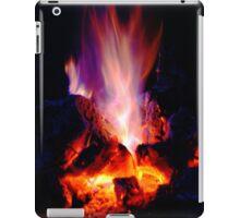 Flame iPad Case/Skin