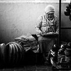Marlioboro Market - Yogyakarta, Indonesia by Stephen Permezel