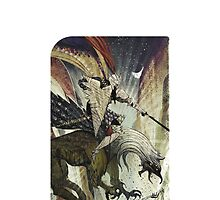 Dragon Age Tarot Card Optimized - Blackwall by packmama