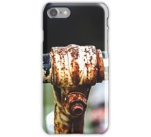 Handlebar iPhone Case/Skin