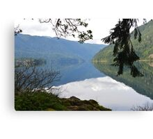 Lake Crescent, Washington Canvas Print