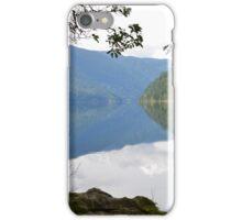 Lake Crescent, Washington iPhone Case/Skin
