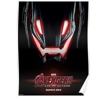 avengers age of ultron: evil iron man Poster