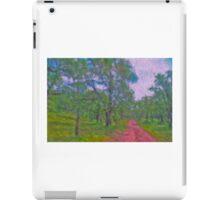 Impressionist Landscape iPad Case/Skin