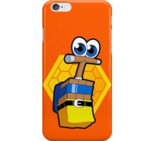 Glitter Gulch Plunger iPhone Case/Skin