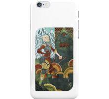 Dragon Age Tarot Card Optimized - Sera iPhone Case/Skin