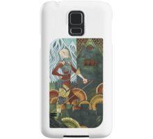 Dragon Age Tarot Card Optimized - Sera Samsung Galaxy Case/Skin
