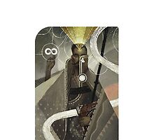 Dragon Age Tarot Card Optimized - Dorian by packmama