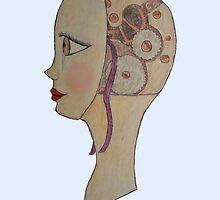 Clockwork Girl by bettine