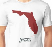 Florida - States of the Union Unisex T-Shirt