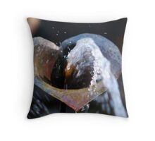 Out Of The Lily Throw Pillow