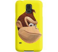 Donkey Kong - Triangulation Vector Samsung Galaxy Case/Skin