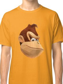 Donkey Kong - Triangulation Vector Classic T-Shirt