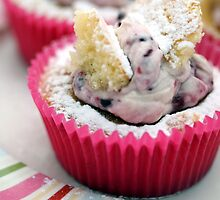 Butterfly Cakes by Barb Leopold